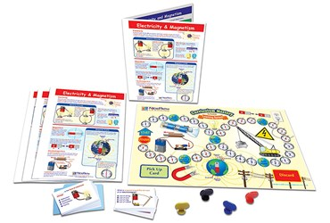 Electricity & Magnetism—NewPath Science Learning Center