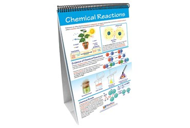 Chemical Reactions—NewPath Science Flip Chart Set