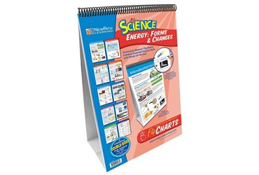 Energy: Forms & Changes—NewPath Science Flip Chart Set