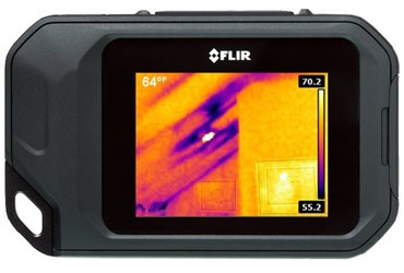 Infrared Camera, Compact Thermal Camera, FLIR C2