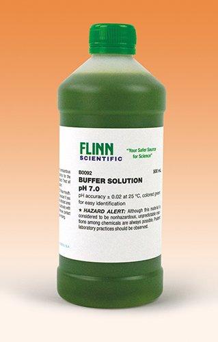 Buffer Solution Ph 7 00 500 Ml Green