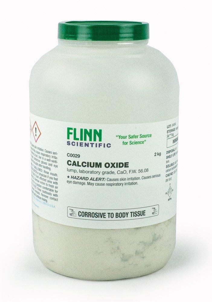 Flinn Chemicals  Calcium Oxide