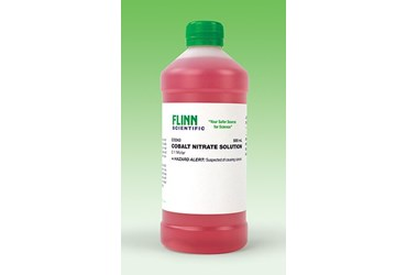 Cobalt Nitrate 0.1 M Solution 500 mL