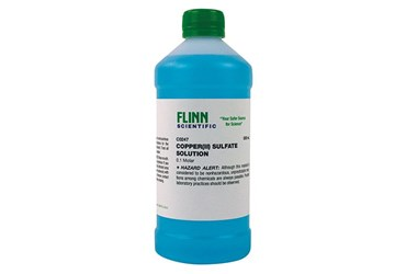 Copper(II) Sulfate 1 M Solution 500 mL