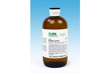 Ethyl Ether Anhydrous Reagent 500 mL