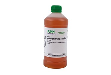Iron(III) Nitrate 0.2 M Solution 500 mL