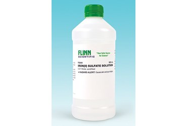 Iron(II) Sulfate Solution Acidified 500 mL