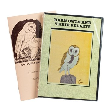 Owls and Their Pellets Booklet for Biology and Life Science