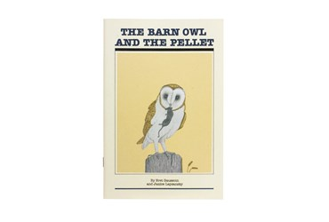 Owls and Their Pellets DVD for Biology and Life Science