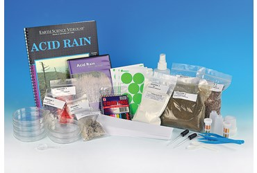 Acid Rain: The Invisible Threat Videolab™ for Environmental Science
