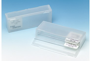 5-Slide Microscope Slide Storage Case