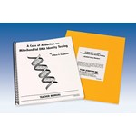 A Case of Abduction and DNA Identity - Biotechnology Simulation Kit