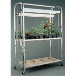 GrowLab® Mobile Garden and Plant Stand for Biology and Life Science