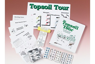 Refill for Topsoil Analysis Kit for Environmental Science