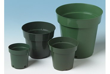 Plastic Plant Pots for Biology and Life Science, 2.5""