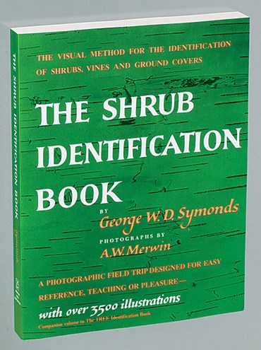 The Shrub Identification Field Guide for Biology and Life Science