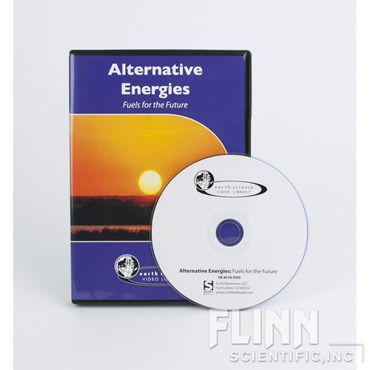 Alternative Energies: Fuel for the Future DVD for Environmental Science