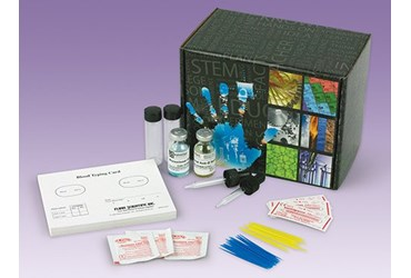 ABO Blood Typing Anatomy and Physiology Laboratory Kit