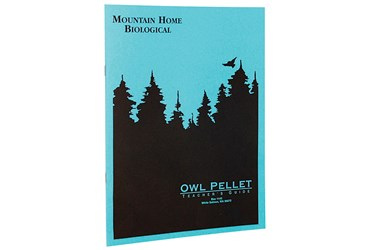 Owl Pellet Instructor's Guide for Biology and Life Science