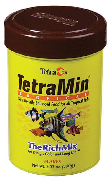 TetraMin® Fish Food, 200 g