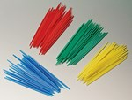 Red Plastic Toothpicks