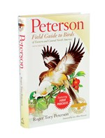 Birds of Eastern and Central North America Peterson Guide Field Book for Biology and Life Science