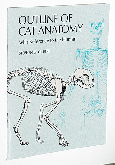 Outline of Cat Anatomy Dissection Guide for Biology and Life Science