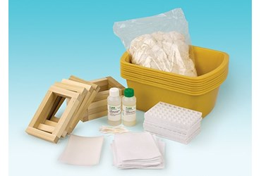 Paper Making and Recycling Laboratory Kit for Environmental Science