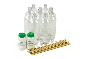 Winogradsky Column and Biosphere in a Bottle Laboratory Kit for Biology and Life Science