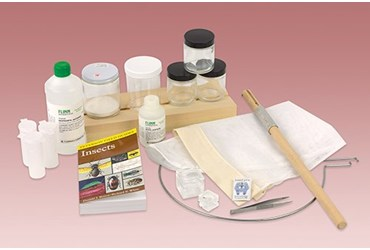 Beginning Entomology and Animal Behavior Laboratory Kit for Biology and Life Science
