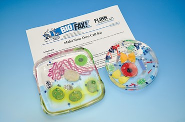 Flinn Cellgel™ Refill Kit for Make Your Own Cell Laboratory Kit for Biology and Life Science