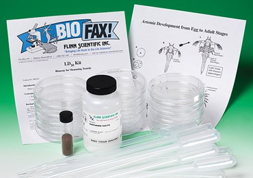 LD50 Bioassay for Measuring Toxicity Animal Behavior Laboratory Kit for Biology and Life Science