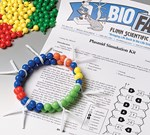 Plasmid and Genetic Engineering Simulation Kit for Biotechnology