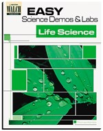 Easy Science Demos and Labs Books for Biology and Life Science