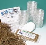 The Grass Won't Grow Botany Laboratory Kit for Biology and Life Science