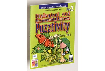 Biological and Environmental Sciences Puzztivity and Activity Book