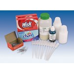 Using Bacteria to Clean Clothes and Genetic Engineering in Action Biochemistry Laboratory Kit