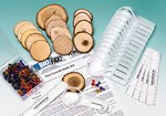 Tree Growth Study Activity Kit for Biology and Life Science