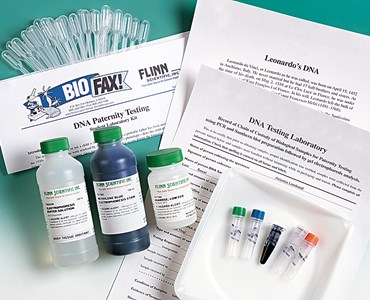 DNA Paternity Testing Forensic Science and Biotechnology Laboratory Kit