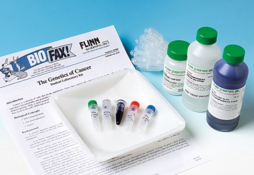 The Genetics of Cancer Biotechnology Laboratory Kit