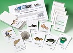 Animal Kingdom Card Games and Activity Kit for Biology and Life Science
