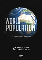Zero Population Growth Simulation of World Population DVD