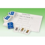Fruit Fly (Drosophila) Genetics Simulation Kit for Biology and Life Science