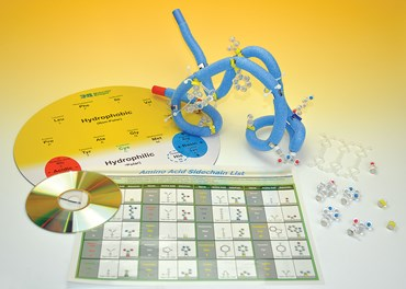 Amino Acid and Protein Folding Starter Kit for Biology Lab