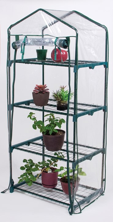 Classroom Greenhouse for Biology and Life Science