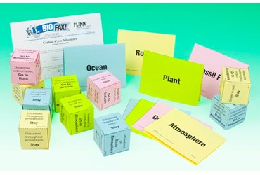 Carbon Cycle Adventure Activity Kit for Environmental Science