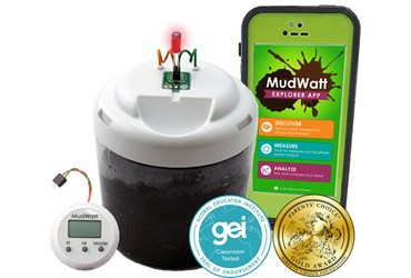 MudWatt™ Classic Kit Soil Exploration and Electricity Kit