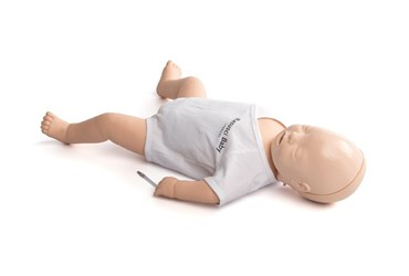 3B Scientific® Resusci Baby QCPR Full Body with Suitcase for Nursing and CTE