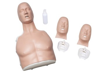 3B Scientific® Basic Billy CPR Simulator Light for Nursing and CTE
