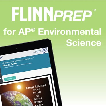 FlinnPREP™ Online Student Prep Course for AP* Environmental Science
